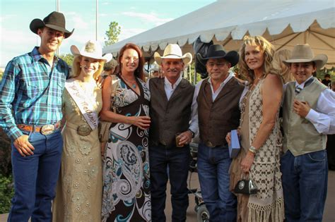 Rodeo Standings by Prorodeo Hall Of Fame Cowboy Ball Photos