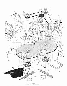Sears Lawn Tractor Manual Or Belt Diagram