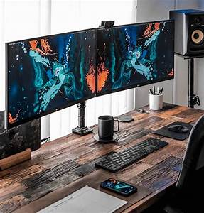 Desk, Setups, That, Maximize, Productivity