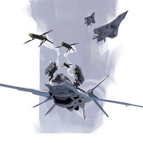 Will 6th Generation Fighters Be Manned?
