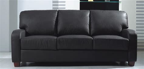 who makes the best leather sofas black leather sleeper sofa queen ealing queen leather