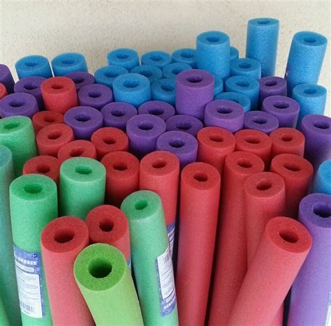 Lot 8 X Noodle Swimming Pool Noodle Therapy Water Floating
