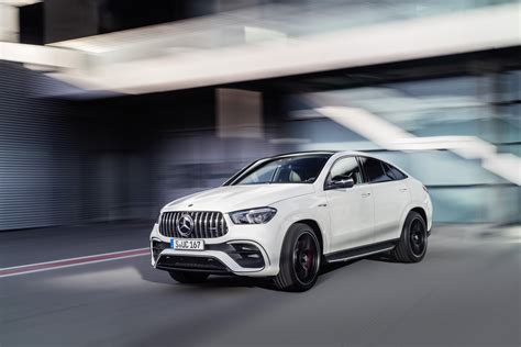There are faster suvs like the x5 m, but those don't have the g's unique style or sense of occasion. The 2020 Mercedes-AMG GLE 63 S 4MATIC+ Coupé with personalities combined | AutoDrift.ae