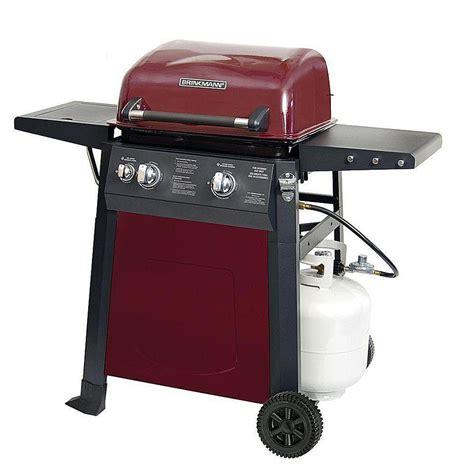 brinkmann 2 burner gas grill brinkmann 2 burner model 810 4221 s gas grill review discontinued