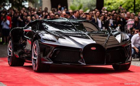 Bugatti La Voiture Noire - World's Most Expensive Car ...