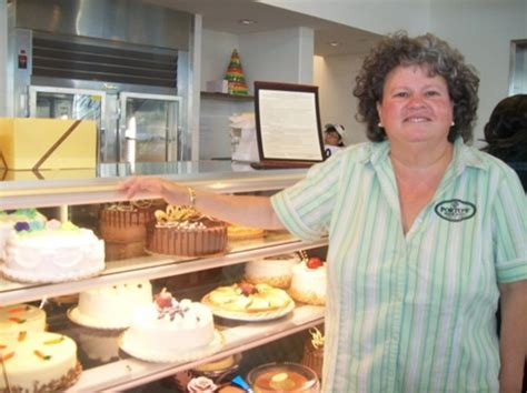 meet eat betty porto  owner  portos cuban bakery