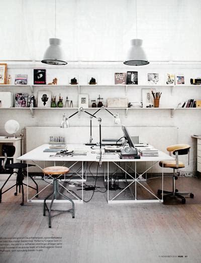 bureau pour deux comment amménager un coin bureau pour deux
