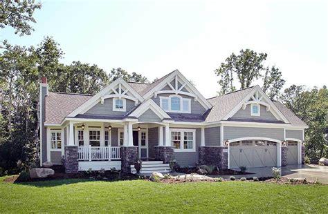 craftsman house designs craftsman house plans architectural designs