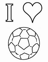 Soccer Coloring Pages Printable Sports Bowling sketch template