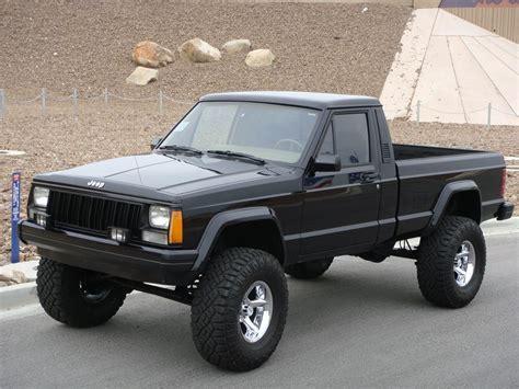 jeep comanche 4x4 1990 jeep comanche custom pickup 152122