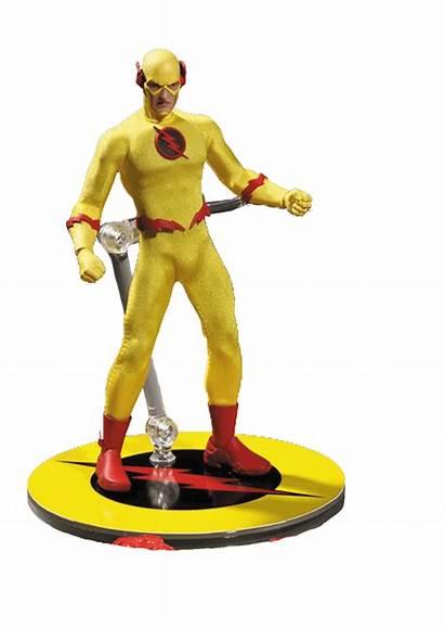 Flash Reverse Figure Action Mezco Collective Toys