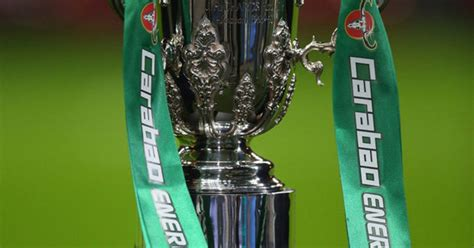 Carabao Cup draw: Live stream, TV channel, ball numbers ...
