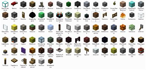Minecraft Block Icon #207153