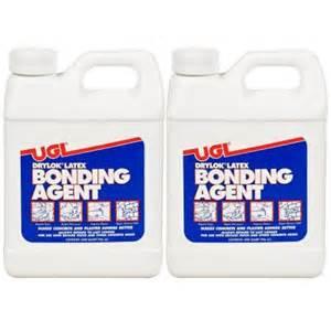 ugl 1 qt latex drylok bonding agent 2 pack 209158 the