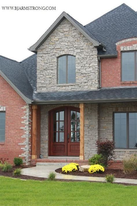 25+ Best Ideas About Brick And Stone On Pinterest  Dream