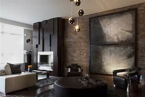 masculine sensibility yaletown loft vancouver zwada With interior designer cost vancouver