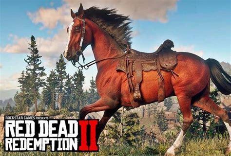 dead horses turkoman arabian fox trotter missouri redemption horse rdr2 dynamic