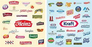 Kraft Heinz Merger: These Are the Brands the Merged ...