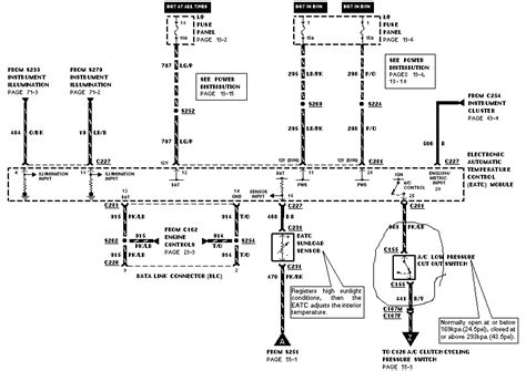 95 Town Car Electrical Wire Diagram i a 95 town car and i no voltage at the