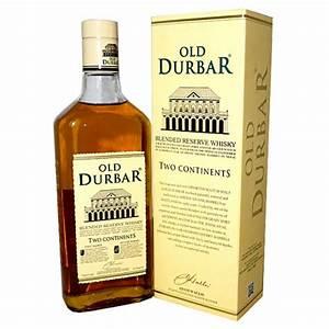Old Durbar Blended Reserve Whisky