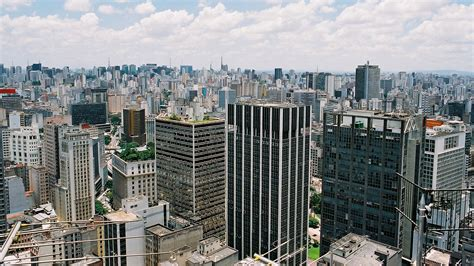 Imagens aéreas da cidade de São Paulo – Capital » USP ...