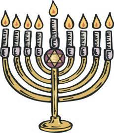 Hanukkah Menorah Clip Art Free