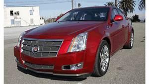 2008 Cadillac Cts Review  2008 Cadillac Cts