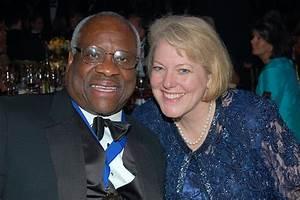 Black Democrat attacks Justice Thomas for having a white ...