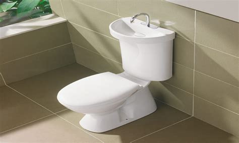 Small Bathroom Vanity Sink Combo by Wooden Wash Basin Toilet Sink Combo For Small Bathroom