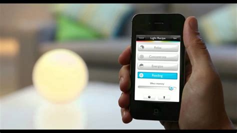 Philips Hue Moderne Lichtsteuerung Per App Wohnlichtcom