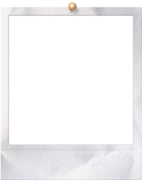 ポラロイド写真のフレーム素材::フリー素材*ヒバナ