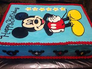 mickey mouse clubhouse sheet cakes - Google Search ...