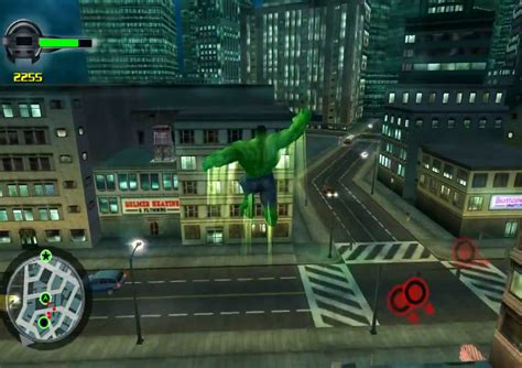 incredible hulk ultimate destruction  game