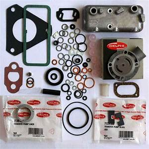 Overhaul Diesel Injection Pump Rebuild Kit Delphi Tractor