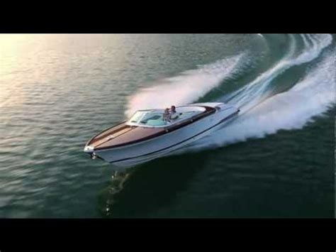 Boat In Etrade Commercial by Aquariva By Gucci Riva Boats On The Water Commercial