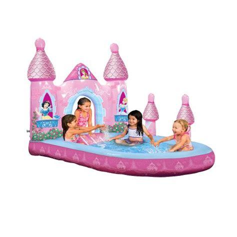 Toy Sports Disney Princess Enchanted Princess Castle Pool