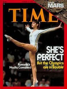 Magazine De Sport : time magazine cover nadia comaneci aug 2 1976 olympics gymnastics romania sports ~ Medecine-chirurgie-esthetiques.com Avis de Voitures