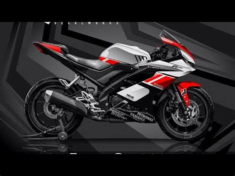 Best Modification R15 by Yamaha R15 V3 0 Top Modification