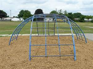 Age Appropriate Playground Equipment