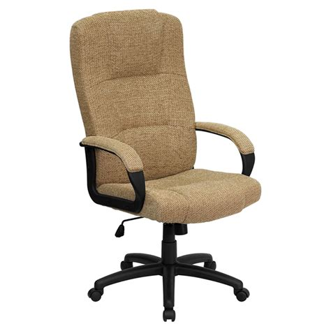 stores that sells swivel chairs fabric executive swivel office chair high back beige 8387
