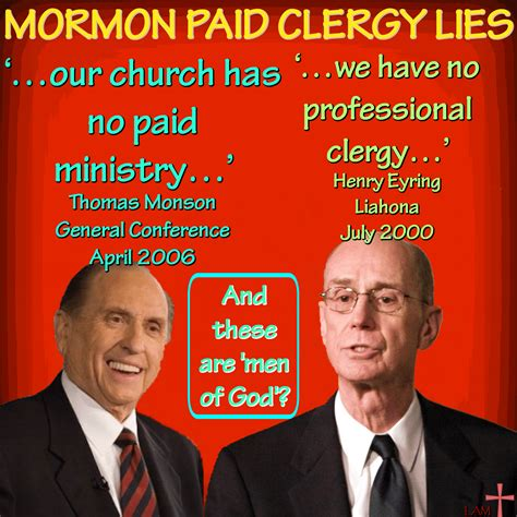 lds church leaders salaries life  ministry