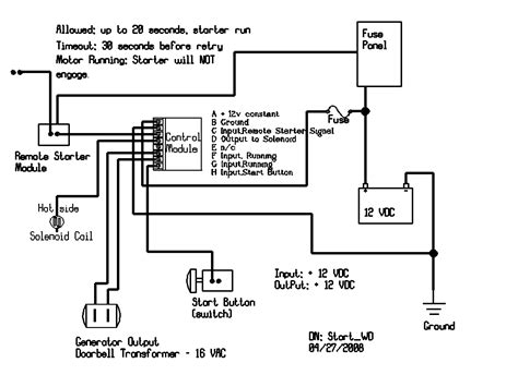 250 Volt Schematic Wiring Diagram by Volvo Penta Starter Wiring Diagram Digital Motor Wki