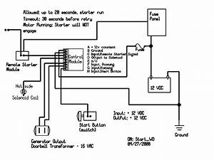 V8 Volvo Penta Ignition Wiring Diagram