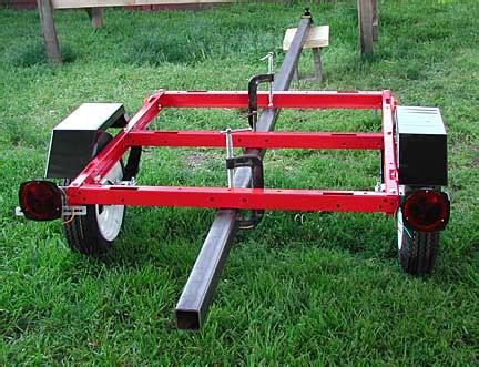 Boat Trailer Guide Extension by Aluminum Trailer For Boat