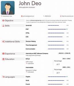 Resume Samples Pdf Download