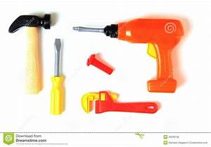 Toy tools stock photo. Image of children, object, toys ...