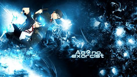 Wallpaper Ao no Exorcist HD by Sl4ifer on DeviantArt