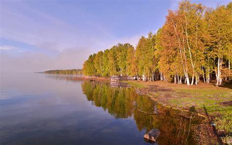 Lago Baikal en Rusia, fondos de pantalla paisaje HD #9 ...