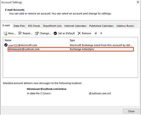 Office 365 Outlook Won T Send Emails by I Can T See My Outlook Email In Outlook 2016 Or