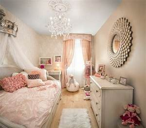 idee deco chambre cocooning 14 60 id233es en photos With deco chambre fille romantique
